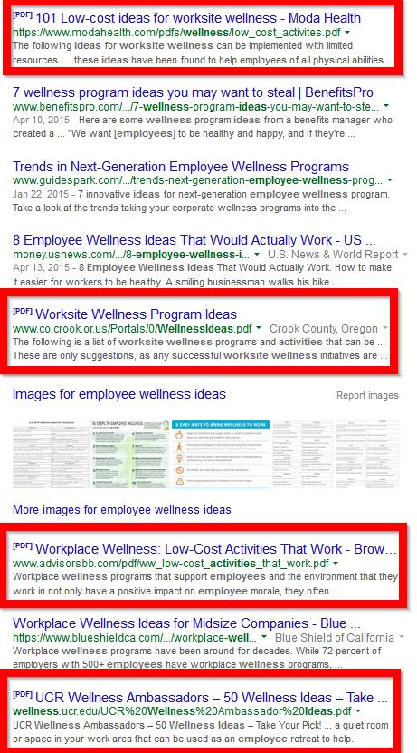 نتیجه های pdf در جستجوی گوگل