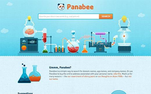 چند ابزار ایده آل تولید نام دامنه خلاقانه که باید امتحان کنید، رایگان + آنلاین - Panabee