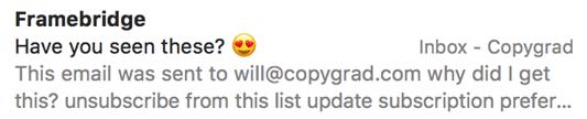 نمونه ایمیل 1