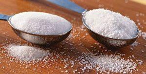 شباهت نمک و شکر در تجارت