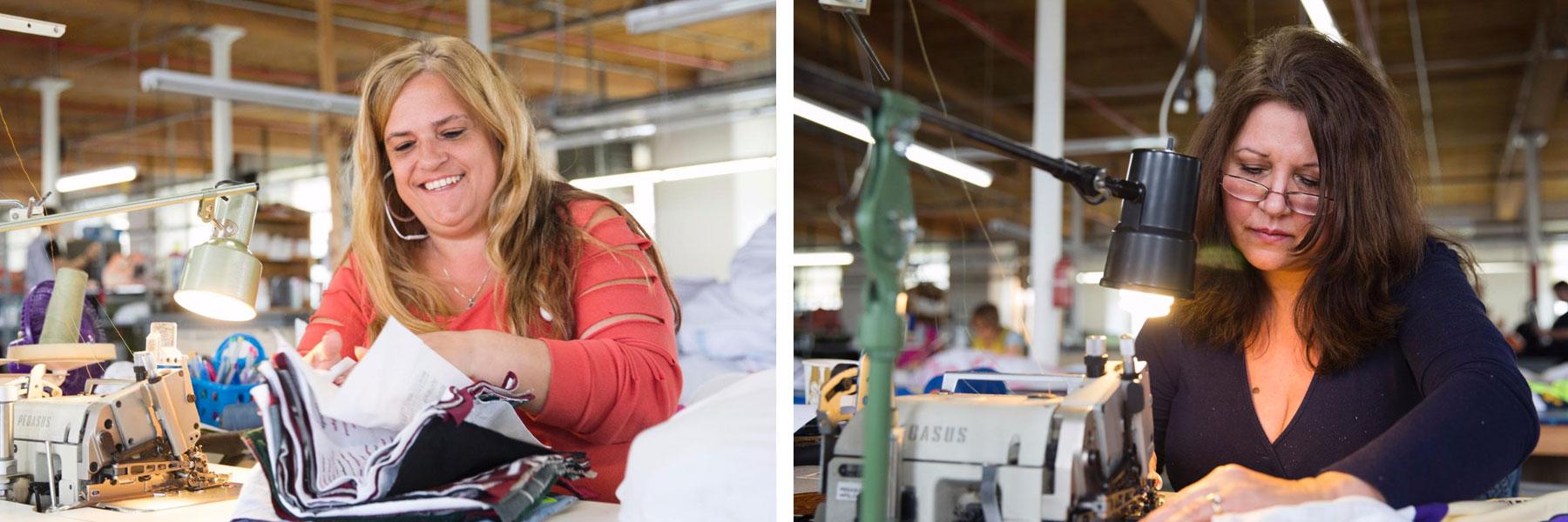 2 – 4 تصویر از مصاحبه کننده ها هنگام کار