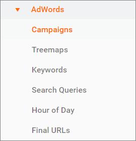 کسب و فراگیری کاربران – Acquisition - تبلیغات ادروردز – AdWords