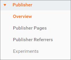 رفتار کاربری – Behavior - ناشر – Publisher