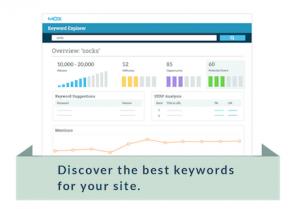 پیدا کردن بهترین کلمه کلیدی برای سایت خود