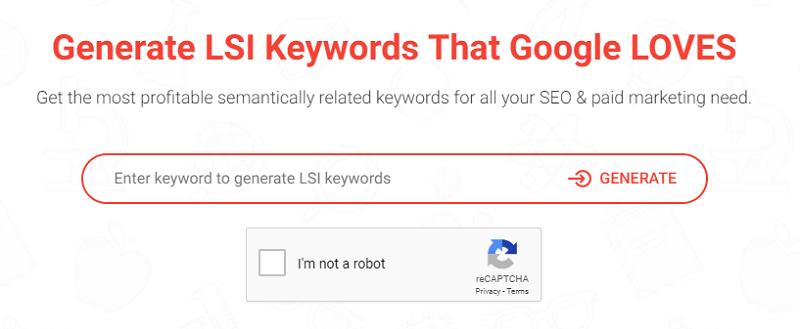 ابزار سازنده ی کلمات هم معنایی LSI Graph