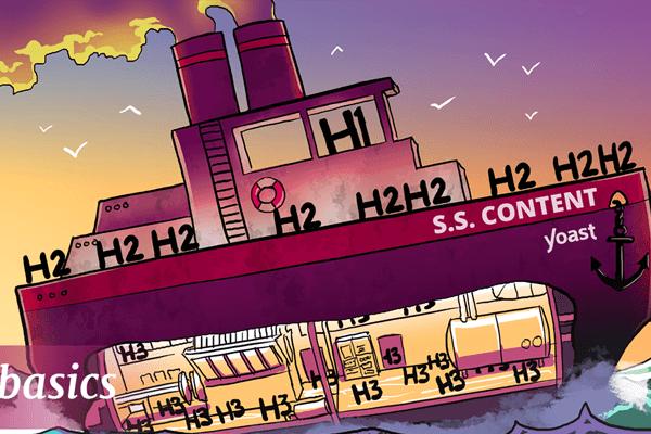 روش صحیح استفاده از تگ های هدینگ H3، H2، H1 و... در محتوا