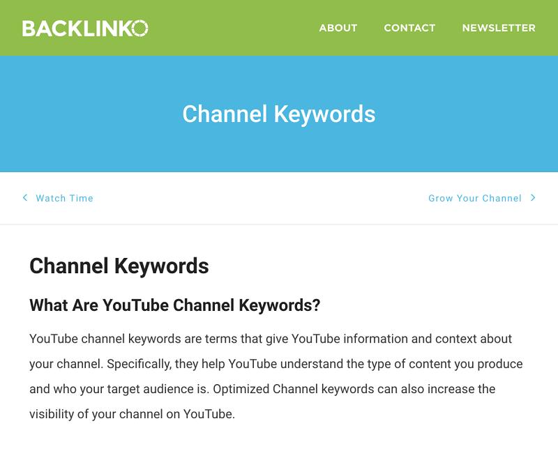 مرکز بازاریابی یوتیوب