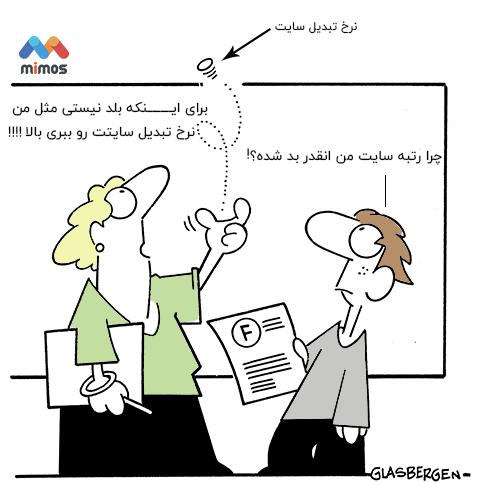 روشهای افزایش نرخ تبدیل سایت
