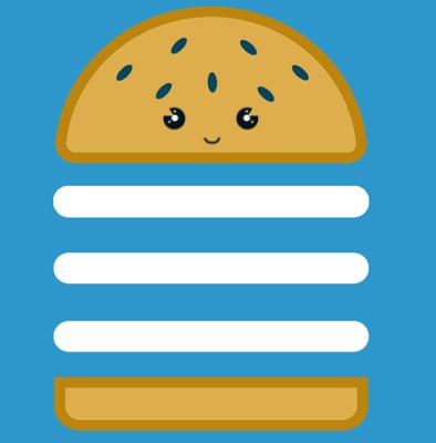 منوی همبرگری