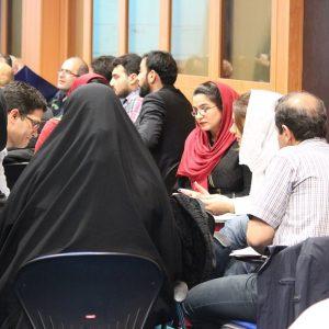 عکس دانشجویان کارگاه سئو تهران