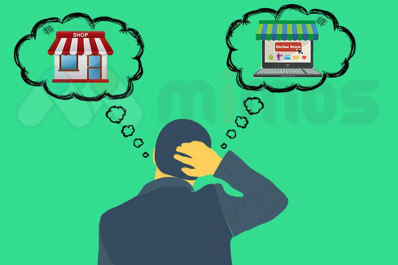 کسب و کار نتی یا کسب و کار آنلاین