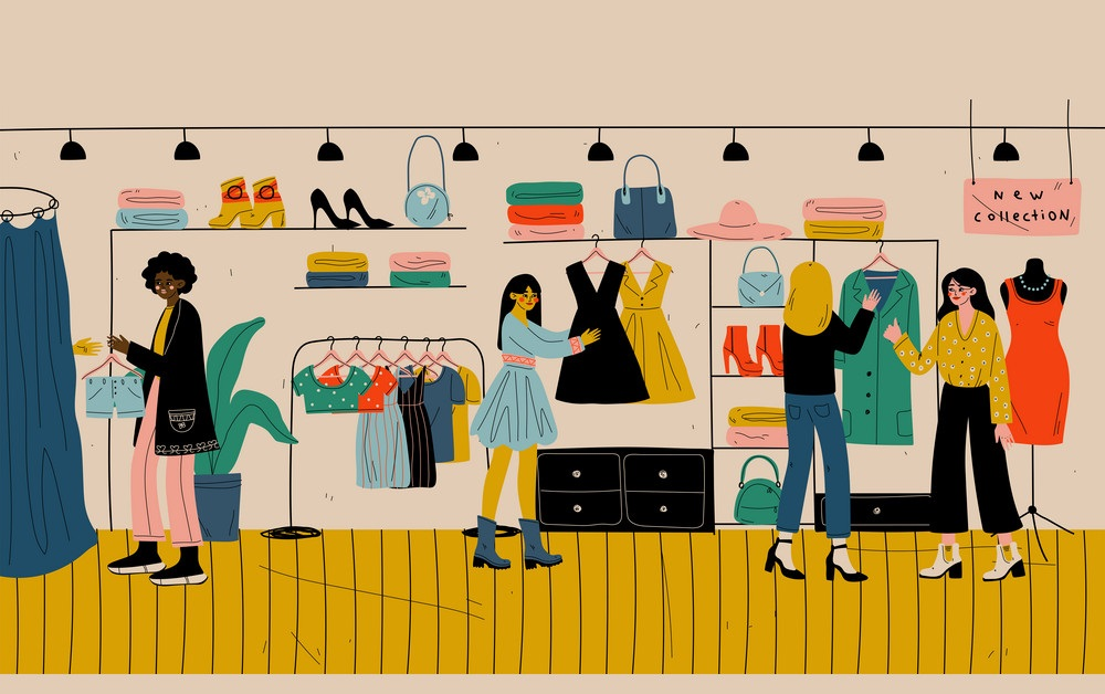 خرید انلاین لباس